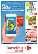 Gazetka promocyjna Carrefour Market - Oferta promocyjna - ważna do 13-10-2018