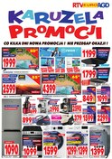 Gazetka promocyjna RTV EURO AGD - Karuzela promocji - ważna do 06-11-2018