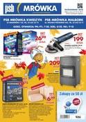 Gazetka promocyjna PSB Mrówka - Oferta handlowa - Kwidzyn, Malbork - ważna do 28-10-2018