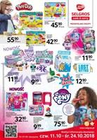 Gazetka promocyjna Selgros Cash&Carry - Hasbro