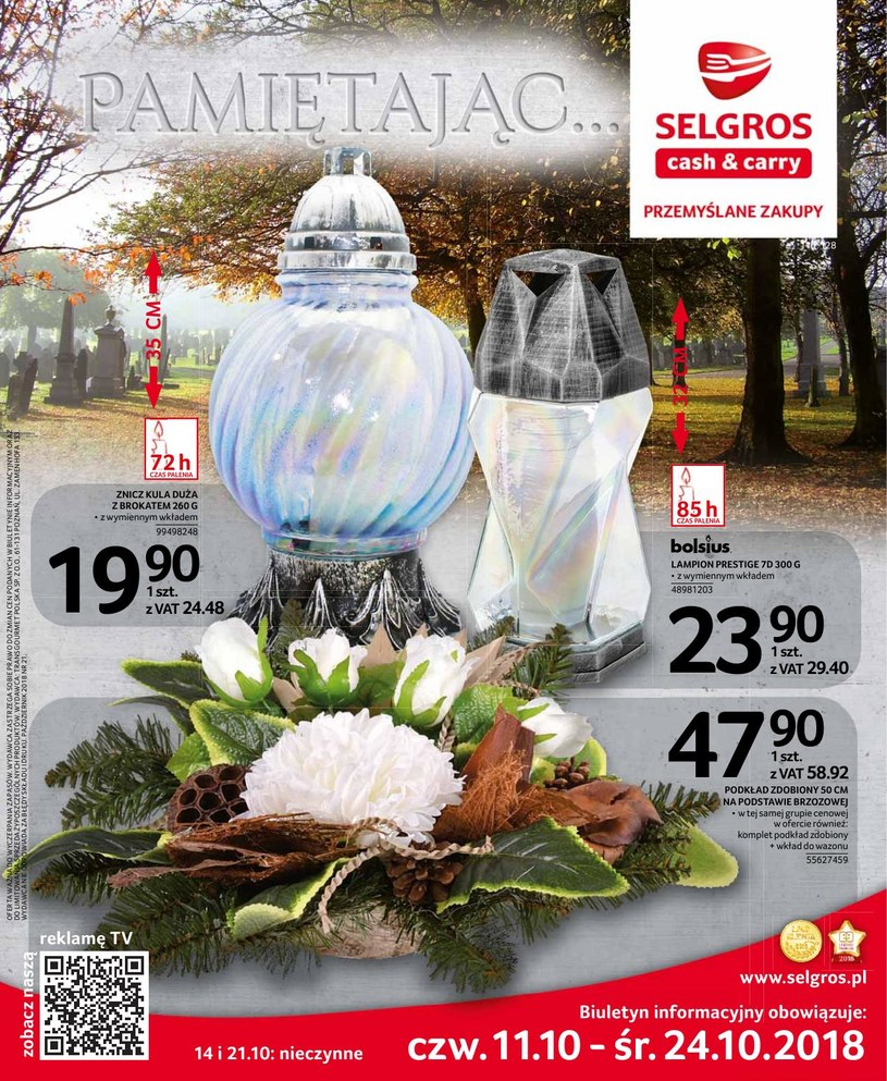Selgros Cash&Carry: 9 gazetki