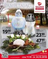 Gazetka promocyjna Selgros Cash&Carry - Pamiętając ...
