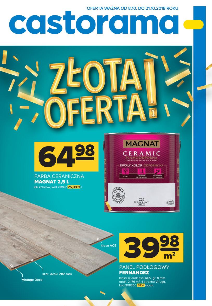 Castorama: 3 gazetki
