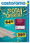 Gazetka promocyjna Castorama - Złota oferta! - ważna do 21-10-2018