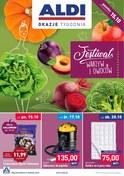 Gazetka promocyjna Aldi - Festiwal owoców i warzyw  - ważna do 20-10-2018