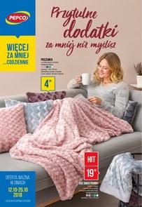 Gazetka promocyjna Pepco, ważna od 12.10.2018 do 25.10.2018.