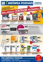 Gazetka promocyjna PSB Mrówka - Oferta handlowa -Poznań