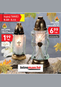 Gazetka promocyjna Intermarche Super, ważna od 09.10.2018 do 05.11.2018.