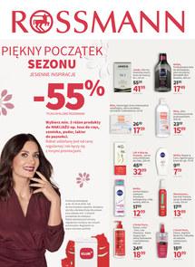 Gazetka promocyjna Rossmann, ważna od 09.10.2018 do 19.10.2018.