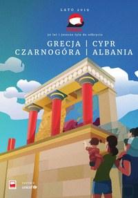 Gazetka promocyjna Itaka - Grecja Cypr Czarnogóra Albania - ważna do 30-09-2019