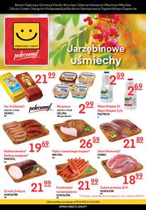 Gazetka promocyjna Uśmiechnięte Zakupy, ważna od 09.10.2018 do 22.10.2018.