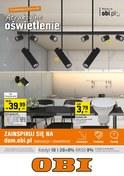 Gazetka promocyjna OBI - Atrakcyjne oświetlnie - ważna do 23-10-2018