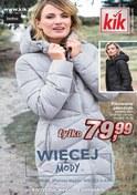 Gazetka promocyjna KIK - Więcej mody - ważna do 17-10-2018