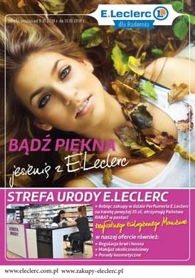 Gazetka promocyjna E.Leclerc - Bądź piękna