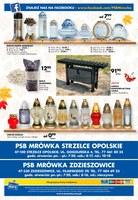 Gazetka promocyjna PSB Mrówka - Z nami cieplej - Strzelce Opolskie Zdzieszowice