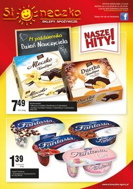 Gazetka promocyjna Słoneczko - Gazetka promocyjna - Śląsk