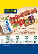 Gazetka promocyjna Makro Cash&Carry - Najlepszy wybór dla Twojego biznesu - ważna do 22-10-2018