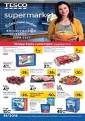 Gazetka promocyjna Tesco Supermarket - Gazetka promocyjna - supermarket  - ważna do 17-10-2018