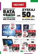 Gazetka promocyjna Neonet - Rabaty za raty - ważna do 17-10-2018