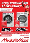 Gazetka promocyjna Media Markt - Drugi produkt TANIEJ - ważna do 17-10-2018