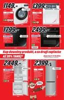 Gazetka promocyjna Media Markt - Drugi produkt TANIEJ