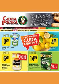 Gazetka promocyjna Chata Polska, ważna od 11.10.2018 do 17.10.2018.