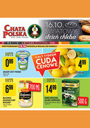 Gazetka promocyjna Chata Polska - Światowy Dzień Chleba