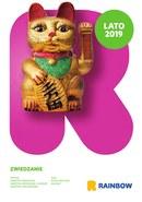 Gazetka promocyjna Rainbow Tours - Lato 2019 objazdy ŚWIAT