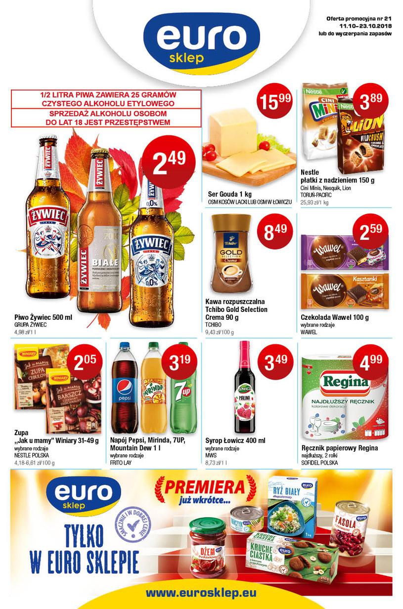 Euro Sklep: 1 gazetka