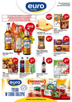Gazetka promocyjna Euro Sklep - Oferta promocyjna