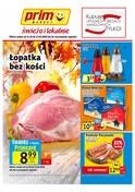Gazetka promocyjna Prim Market - Świeżo i lokalnie - ważna do 17-10-2018