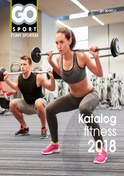 Gazetka promocyjna GO Sport - Katalog fitness 2018 - ważna do 31-12-2018