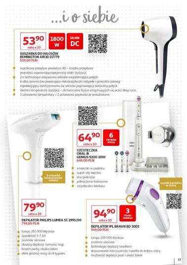 Gazetka promocyjna Auchan, ważna od 15.10.2018 do 31.10.2018.