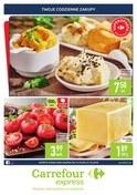 Gazetka promocyjna Carrefour Express - Twoje codzienne zakupy - ważna do 22-10-2018