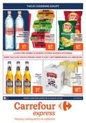 Gazetka promocyjna Carrefour Express - Oferta handlowa - ważna do 22-10-2018