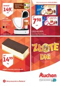 Gazetka promocyjna Auchan - Złote dni - ważna do 24-10-2018