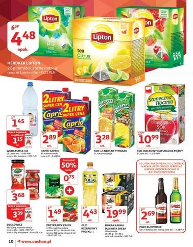 Gazetka promocyjna Auchan, ważna od 18.10.2018 do 24.10.2018.