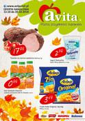 Gazetka promocyjna Avita - Poznaj przyjemność kupowania  - ważna do 20-10-2018