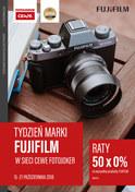 Gazetka promocyjna Fotojoker - Tydzień marki Fujifilm - ważna do 21-10-2018