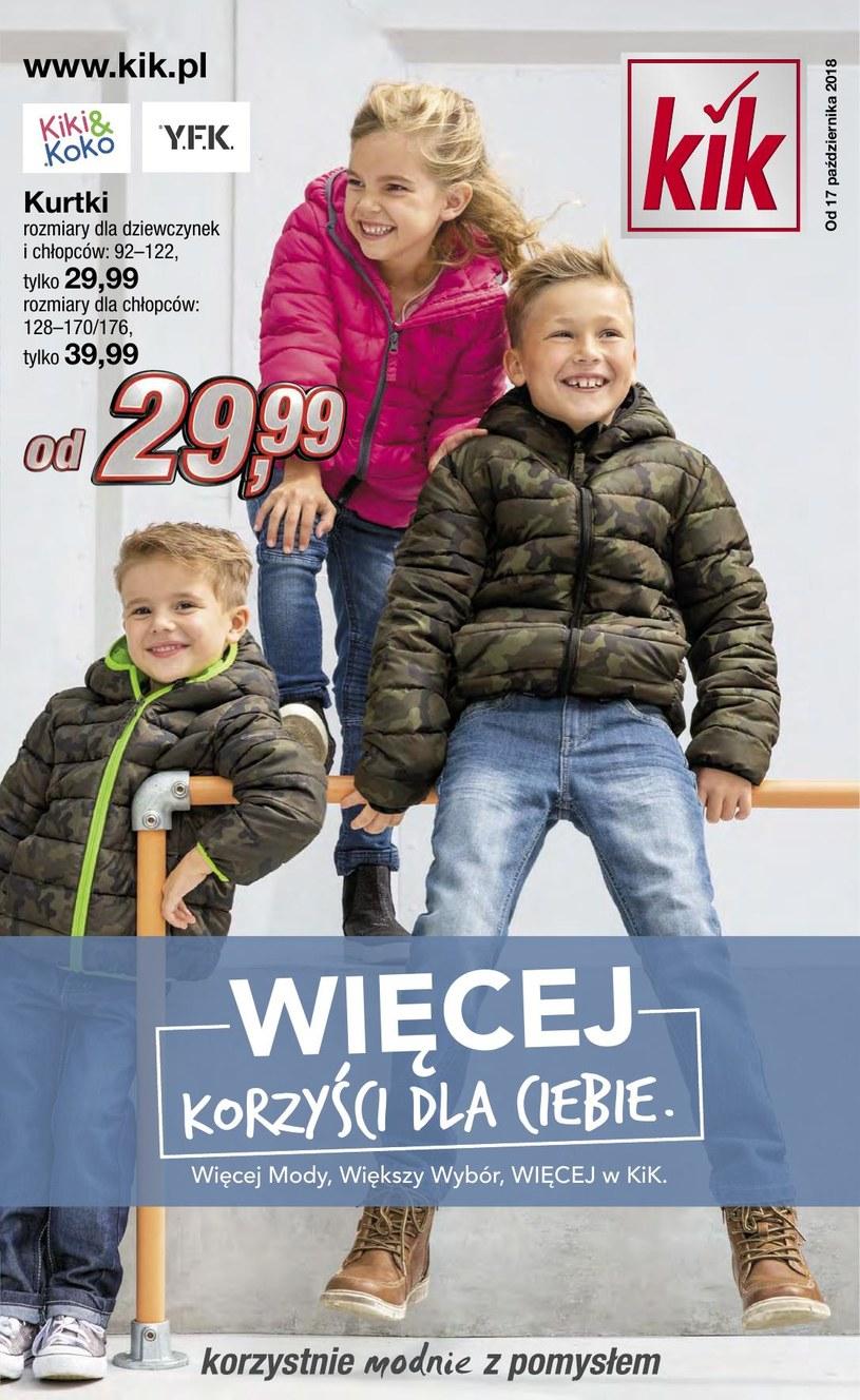 KIK: 2 gazetki
