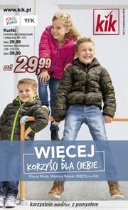 Gazetka promocyjna KIK, ważna od 17.10.2018 do 24.10.2018.