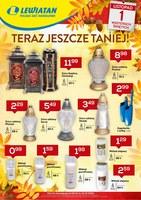 Gazetka promocyjna Lewiatan - 1 Listopada Wszystkich Świętych