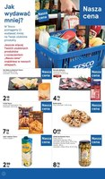 Gazetka promocyjna Tesco Hipermarket - Jak wydawać mniej?