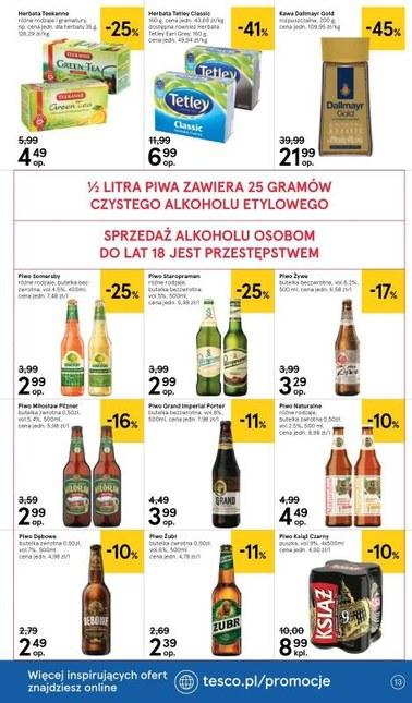 Gazetka promocyjna Tesco Hipermarket, ważna od 18.10.2018 do 24.10.2018.