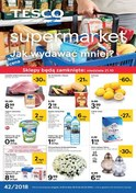 Gazetka promocyjna Tesco Supermarket - Gazetka promocyjna - ważna do 24-10-2018
