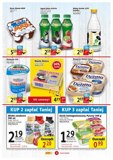 Gazetka promocyjna Prim Market, ważna od 18.10.2018 do 24.10.2018.