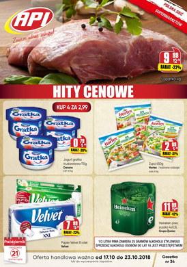 Gazetka promocyjna Api Market - Hity cenowe