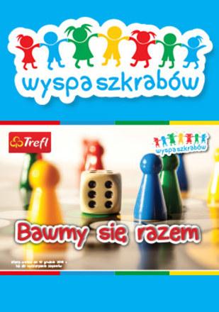 Gazetka promocyjna Wyspa szkrabów, ważna od 18.10.2018 do 10.12.2018.