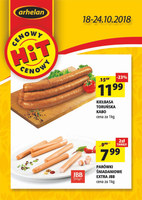 Gazetka promocyjna Arhelan - Szałowa cena mięsa