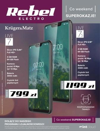 Gazetka promocyjna LPelektronik, ważna od 18.10.2018 do 20.11.2018.